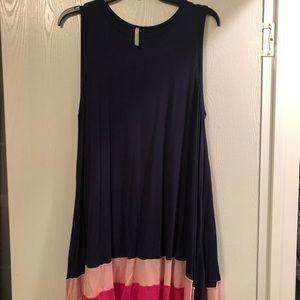 Bellamie tank dress